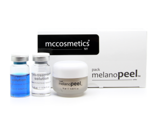 melano peel pack 3 products