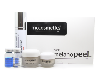 melano peel pack 5 products